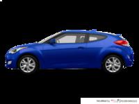 2016 Hyundai Veloster SE | Photo 1 | Pacific Blue