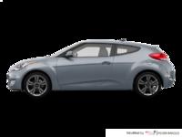 2016 Hyundai Veloster TECH | Photo 1 | Ironman Silver