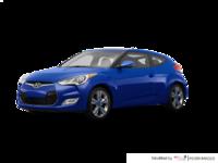 2016 Hyundai Veloster TECH | Photo 3 | Pacific Blue