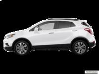 2017 Buick Encore PREFERRED | Photo 1 | White Frost