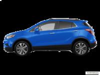 2017 Buick Encore PREFERRED | Photo 1 | Coastal Blue Metallic