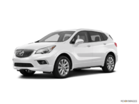 2017 Buick Envision Premium II | Photo 3 | Summit White