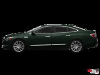 2017 Buick LaCrosse PREMIUM | Photo 1 | Dark Forest Green Metallic