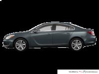 2017 Buick Regal Sportback BASE | Photo 1 | Graphite Grey Metallic