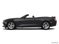 2017 Chevrolet Camaro convertible 1LS | Photo 1 | Nightfall Grey Metallic