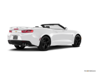 2017 Chevrolet Camaro convertible 1LT | Photo 2 | Summit White