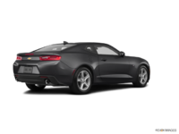 2017 Chevrolet Camaro coupe 1LS | Photo 2 | Nightfall Grey Metallic