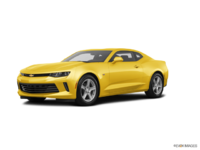 2017 Chevrolet Camaro coupe 1LS | Photo 3 | Bright Yellow