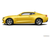 2017 Chevrolet Camaro coupe 1LT | Photo 1 | Bright Yellow
