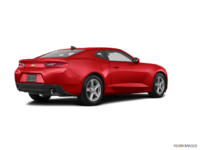 2017 Chevrolet Camaro coupe 1LT | Photo 2 | Red Hot