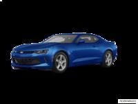 2017 Chevrolet Camaro coupe 1LT | Photo 3 | Hyper Blue Metallic