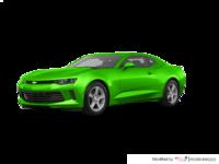 2017 Chevrolet Camaro coupe 1LT   Photo 3   Krypton Green