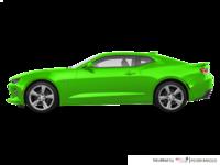 2017 Chevrolet Camaro coupe 2SS   Photo 1   Krypton Green