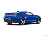 2017 Chevrolet Camaro coupe 2SS   Photo 2   Hyper Blue Metallic