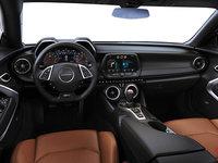 2017 Chevrolet Camaro coupe 2SS | Photo 3 | Kalahari Leather