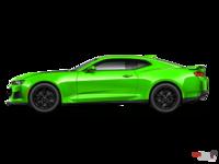 2017 Chevrolet Camaro coupe ZL1 | Photo 1 | Krypton Green