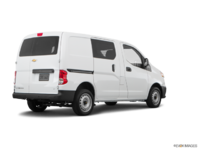 2017 Chevrolet City Express 1LT | Photo 2 | Designer White
