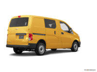 2017 Chevrolet City Express 1LT | Photo 2 | Sunglow Yellow