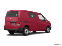 2017 Chevrolet City Express 1LT | Photo 2 | Furnace Red