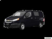 2017 Chevrolet City Express 1LT | Photo 3 | Black Pipe