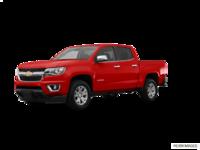 2017 Chevrolet Colorado LT | Photo 3 | Red Hot