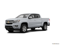 2017 Chevrolet Colorado LT | Photo 3 | Silver Ice Metallic
