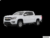2017 Chevrolet Colorado LT | Photo 3 | Summit White