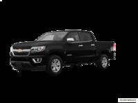 2017 Chevrolet Colorado LT | Photo 3 | Black