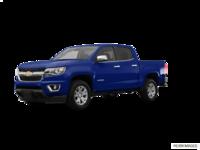 2017 Chevrolet Colorado LT | Photo 3 | Laser Blue Metallic