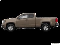 2017 Chevrolet Colorado WT | Photo 1 | Brownstone Metallic