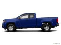 2017 Chevrolet Colorado WT | Photo 1 | Laser Blue Metallic