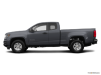 2017 Chevrolet Colorado WT | Photo 1 | Cyber Grey Metallic