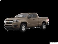 2017 Chevrolet Colorado WT | Photo 3 | Brownstone Metallic