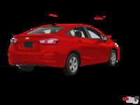 2017 Chevrolet Cruze LS   Photo 2   Red Hot