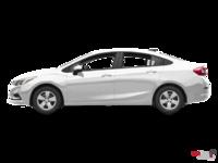 2017 Chevrolet Cruze LS   Photo 1   Summit White