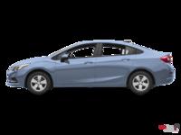 2017 Chevrolet Cruze LS   Photo 1   Artic Blue Metallic