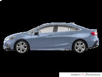 2017 Chevrolet Cruze PREMIER | Photo 1 | Artic Blue Metallic