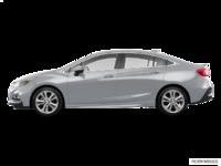 2017 Chevrolet Cruze PREMIER | Photo 1 | Silver Ice Metallic