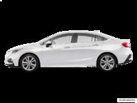 2017 Chevrolet Cruze PREMIER | Photo 1 | Summit White