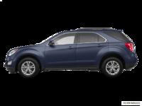 2017 Chevrolet Equinox LT   Photo 1   Blue Velvet Metallic