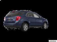 2017 Chevrolet Equinox LT   Photo 2   Blue Velvet Metallic
