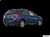 2017 Chevrolet Equinox LT   Photo 2   Patriot Blue Metallic