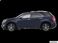 2017 Chevrolet Equinox PREMIER | Photo 1 | Blue Velvet Metallic