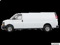 2017 Chevrolet Express 2500 CARGO | Photo 1 | Summit White