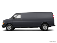2017 Chevrolet Express 2500 CARGO | Photo 1 | Cyber Grey Metallic