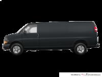 2017 Chevrolet Express 2500 CARGO | Photo 1 | Graphite Metallic