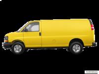 2017 Chevrolet Express 3500 CARGO | Photo 1 | Wheatland Yellow