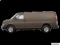 2017 Chevrolet Express 3500 CARGO | Photo 1 | Brownstone Metallic