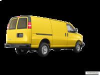 2017 Chevrolet Express 3500 CARGO | Photo 2 | Wheatland Yellow