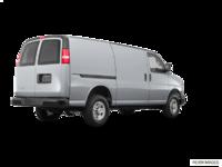 2017 Chevrolet Express 3500 CARGO | Photo 2 | Silver Ice Metallic